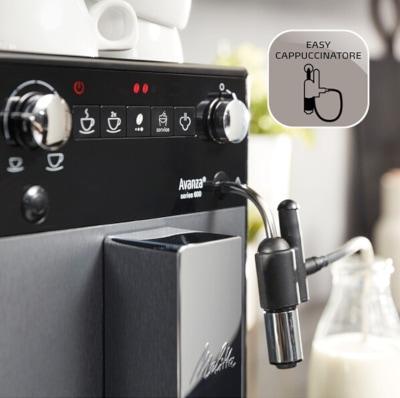 Option Easy Cappuccinatore de la Melitta Avanza