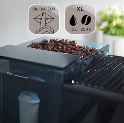 notre avis sur la Melitta Avanza F270-100 et son système easy Cappuccinatore