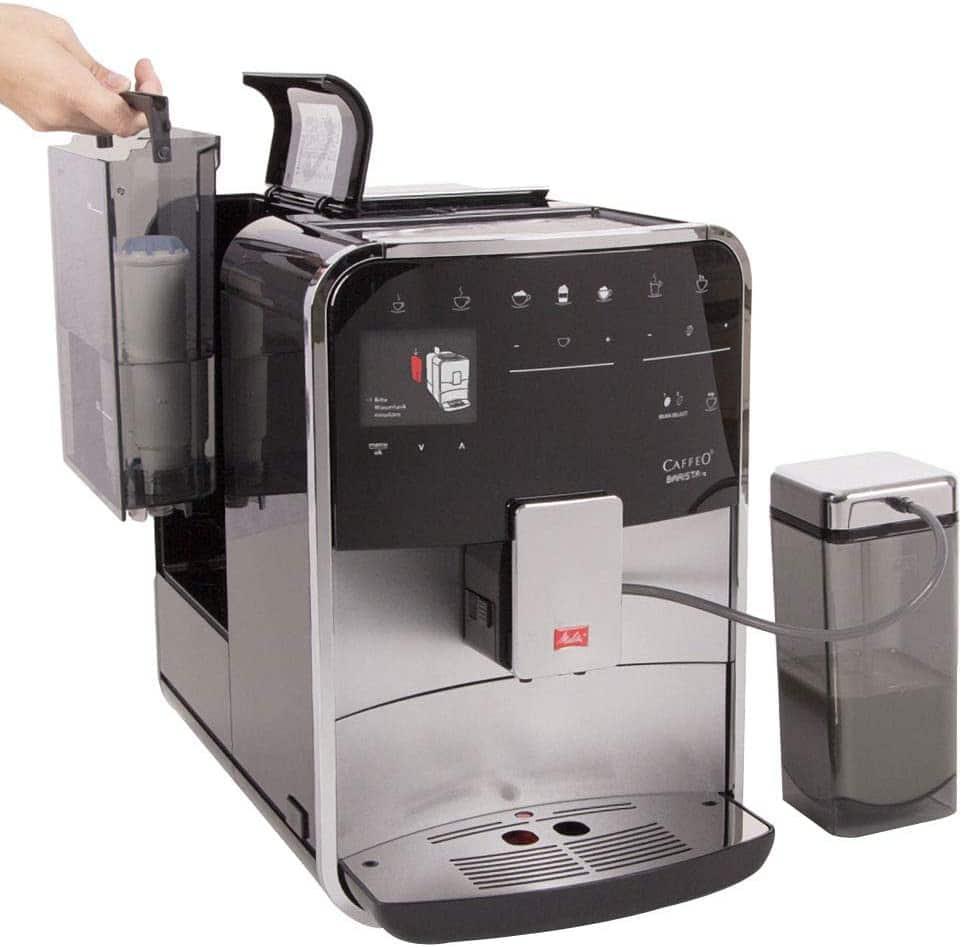 machine a cafe Melitta Barista TS Smart 5