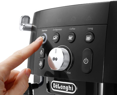 Panneau de control de la Delonghi Magnifica S Smart