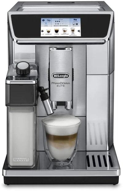 Machine Cafe Delonghi Primadonna Elite