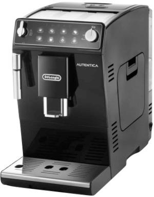 Machine Cafe Delonghi Autentica Black